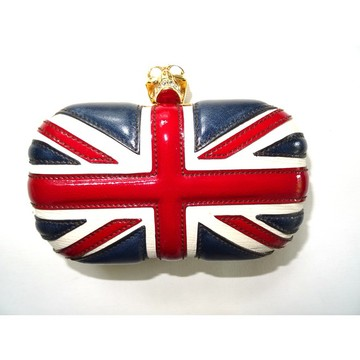 Tweedehands Alexander McQueen Clutch
