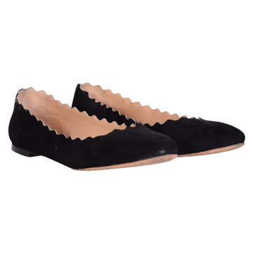 Tweedehands Chloé Flache Schuhe