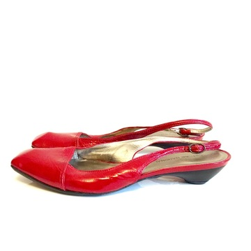 Tweedehands Costume National Flache Schuhe