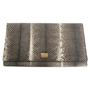 Tweedehands Dolce & Gabbana Clutch
