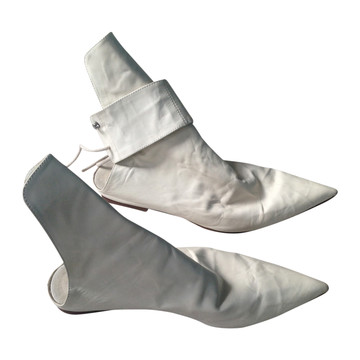 Tweedehands Ann Demeulemeester Platte schoenen