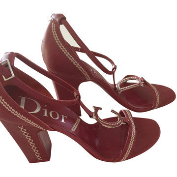 Tweedehands Christian Dior Sandalen