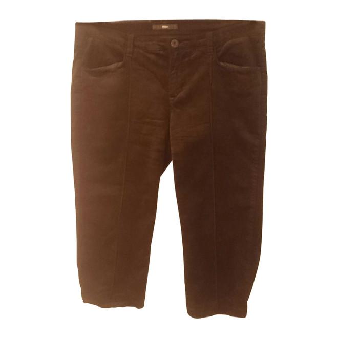 tweedehands Hugo Boss Trousers