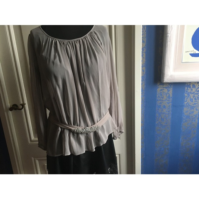 tweedehands Penny Black Blouse