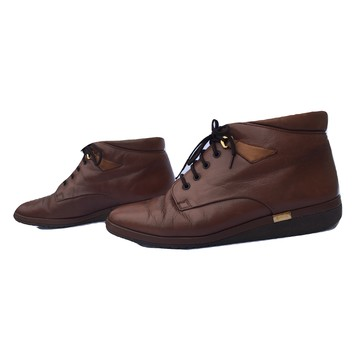 Tweedehands Bally Veterschoenen