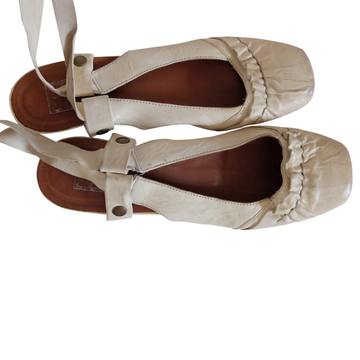 Tweedehands Moma Platte schoenen