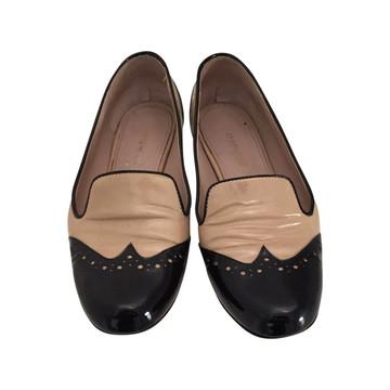 Tweedehands Ab Donkers  Platte schoenen