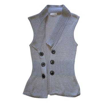 Tweedehands Costume National Vest