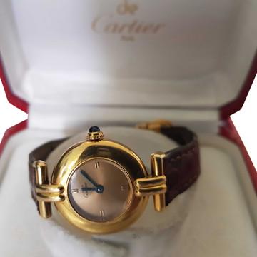 Tweedehands Cartier Horloge