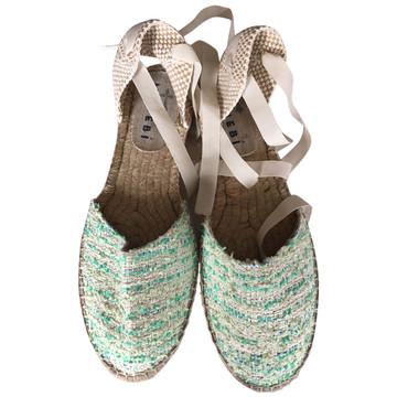Tweedehands Manebi Platte schoenen