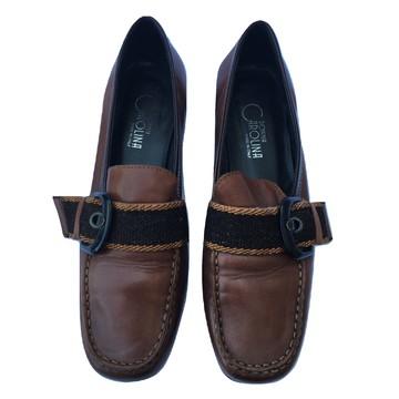 Tweedehands Donna Carolina Platte schoenen