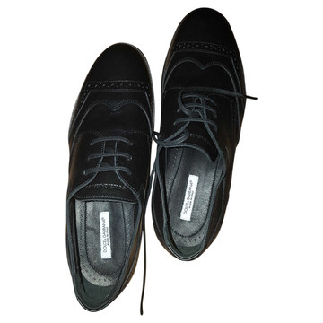 Tweedehands Dolce & Gabbana Flache Schuhe