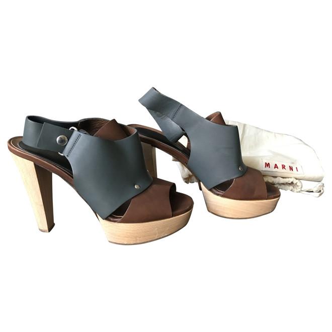 tweedehands Marni Sandals