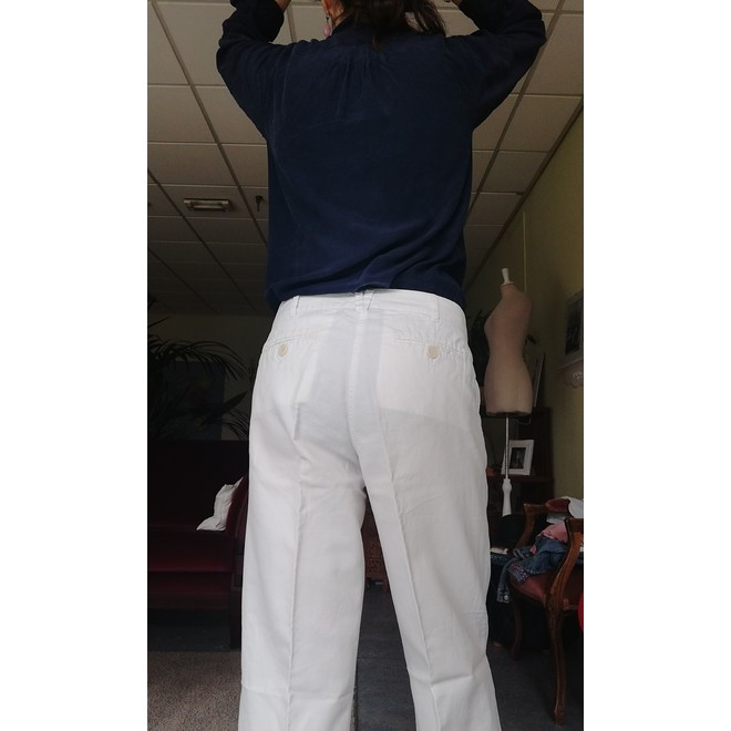 tweedehands River Woods Trousers