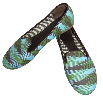 Tweedehands Missoni Platte schoenen