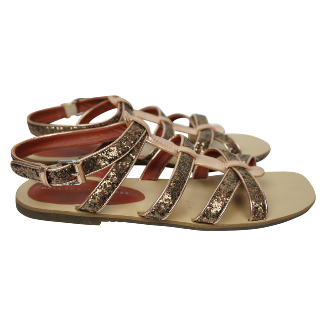 tweedehands Marc by Marc Jacobs Sandalen