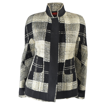 Tweedehands Carolina Herrera  Ruiten Blazer