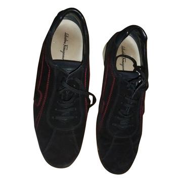 Tweedehands Salvatore Ferragamo Sneakers