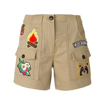 Tweedehands Moschino Shorts