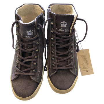 Tweedehands Leatherco Sneakers