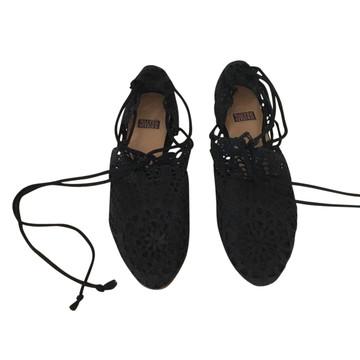Tweedehands Walter Steiger Platte schoenen