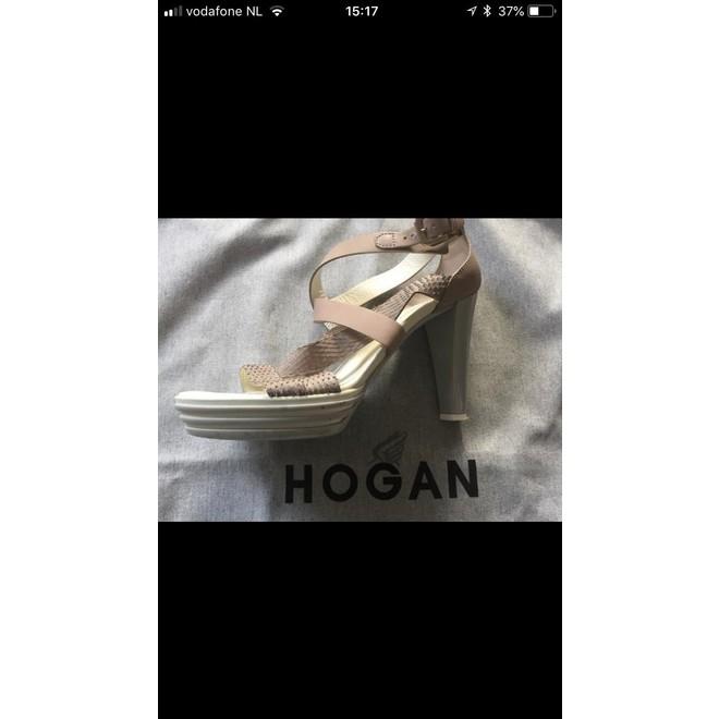 tweedehands Hogan Heels