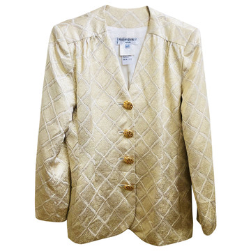 Tweedehands Yves Saint Laurent Blazer