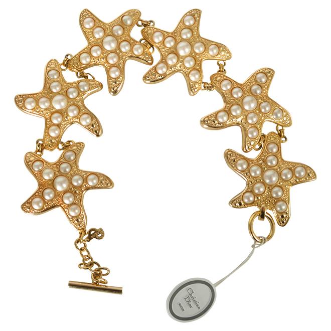 tweedehands Christian Dior Vintage Sieraden