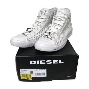 Tweedehands Diesel Veterschoenen