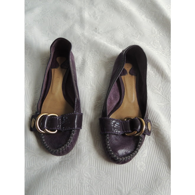 tweedehands Chloé Loafers