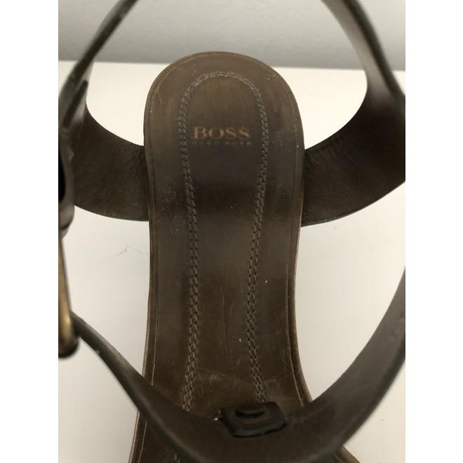 tweedehands Hugo Boss Sandals