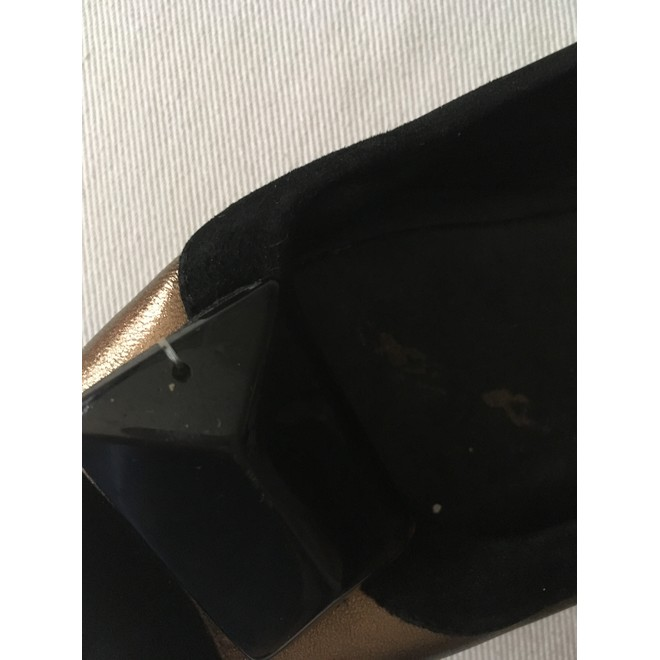 tweedehands Stefanel Platte schoenen