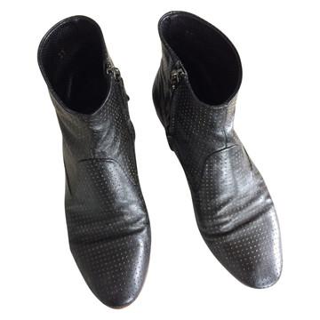 Tweedehands Laboratorigarbo Platte schoenen