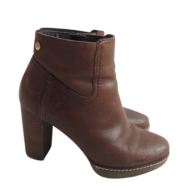 1d888a474 tweedehands Tommy Hilfiger Ankle boots ...