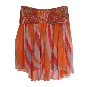 Tweedehands Antik Batik Rok