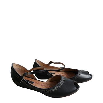 Tweedehands Neosens Platte schoenen
