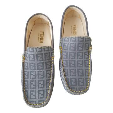 Tweedehands Fendi Platte schoenen