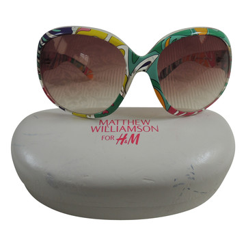 Tweedehands H&M X Matthew Williamson Zonnebril