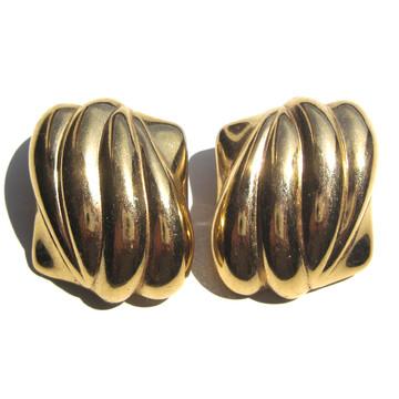 Tweedehands Yves Saint Laurent Earrings