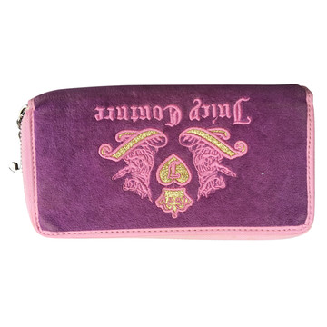 Tweedehands Juicy Couture Portemonnee