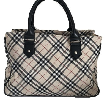 Tweedehands Burberry Shopper
