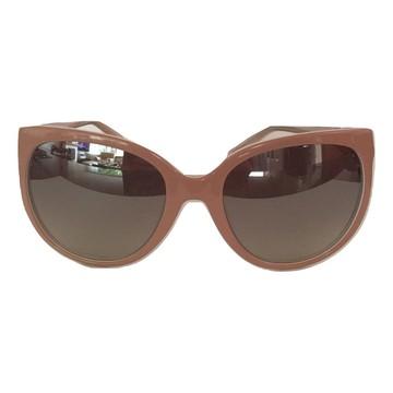 Tweedehands Moschino Sonnenbrille