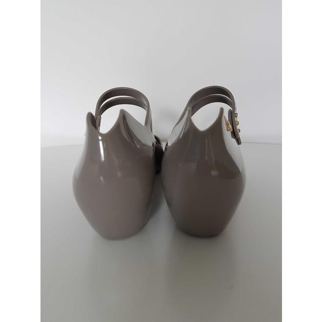 tweedehands Melissa Platte schoenen