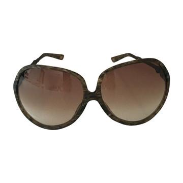 Tweedehands Bottega Veneta Sonnenbrille