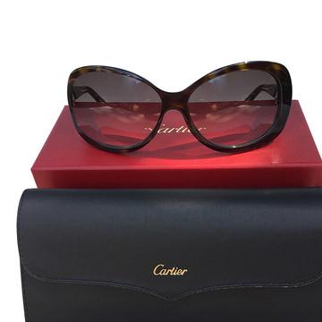 Tweedehands Cartier Zonnebril