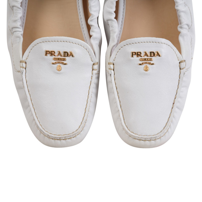 tweedehands Prada Loafers