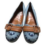 tweedehands Christian Dior Flache Schuhe