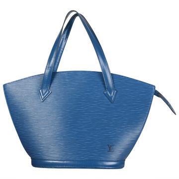 Tweedehands Louis Vuitton St. Jacques Blue Epi