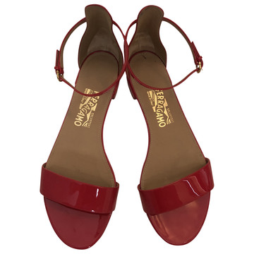 Tweedehands Salvatore Ferragamo Sandalen