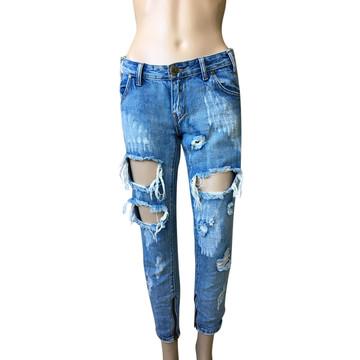 Tweedehands One Teaspoon Jeans